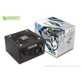 【鳥鵬@@POWER】SEED種子 ES350 L12 350W電源供應器/超靜音智慧型溫控/80PLUS認證/三年0800到府收送 刷卡含稅免運