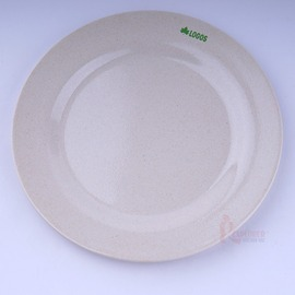 NO.81285009 日本品牌LOGOS愛地球20cm餐盤