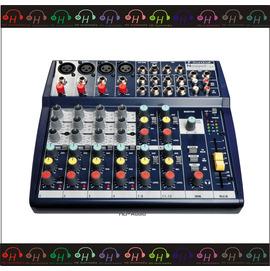弘達影音多媒體 SOUNDCRAFT Notepad 124 前級放大器 錄音室 PA 廣播系統