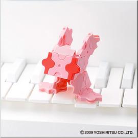 ~e~child~LaQ小小兔~ 立體3D拼接積木 益智玩具  代理