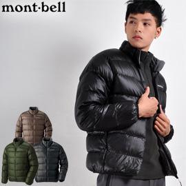 ~Mont~Bell~1101359 Light Alpine 男 羽絨外套^(BK黑色^
