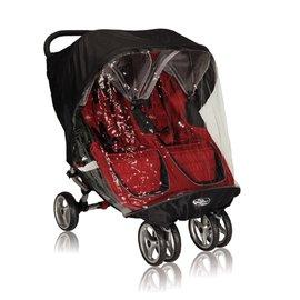 【紫貝殼】『GD15』Baby Jogger City Mini Double 雙人手推車 專用雨罩【店面經營/可預約看貨】