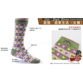 美國製 DARN TOUGH 美麗諾羊毛襪  排汗襪 登山襪 休閒襪 健行襪 #1478粉紅色