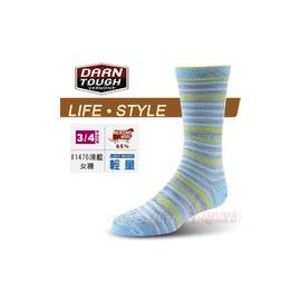 美國製 DARN TOUGH 美麗諾羊毛襪  排汗襪 登山襪 休閒襪 健行襪#1476淺藍色