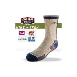美國製 DARN TOUGH 美麗諾羊毛襪 Cusion徒步.健行襪 保暖襪 #1466丁尼灰色