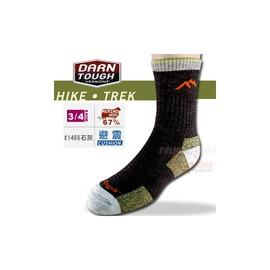 美國製 DARN TOUGH 美麗諾羊毛襪 Cusion徒步.健行襪 保暖襪 #1466石灰色