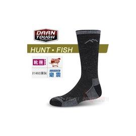 美國製 DARN TOUGH 美麗諾羊毛襪 打獵.釣魚襪 #1460深灰色