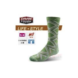 美國製 DARN TOUGH 美麗諾羊毛襪 旅遊.居家生活襪 #1489柳樹綠