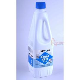 荷蘭製THETFORD PORTA POTTI 行動馬桶清潔劑 1公升((下層--消毒環保分解劑)