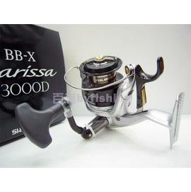 ◎百有釣具◎SHIMANO BB-X LARISSA 2500D型/2500DHG型/C3000D型/C3000DHG型 手煞車捲線器~買再送母線