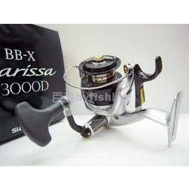 ◎百有釣具◎SHIMANO BB-X LARISSA 2500D型/2500DHG型/C3000D型/C3000DHG型 手煞車捲線器~
