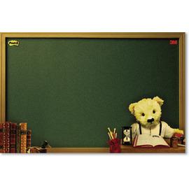 3M 558M~B 可再貼熊熊系列備忘板
