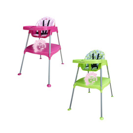 A0752 【BabyBabe】兒童餐桌椅 (兩色可選)
