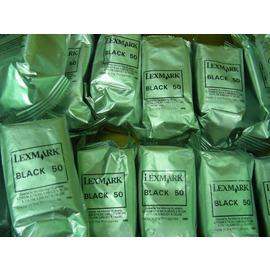 Lexmark 50 裸裝利盟黑P3150 Z705 P707P700 P3100 Z12