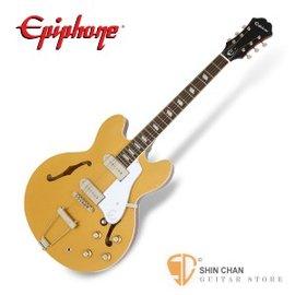 ~小新的樂器館~拼 Epiphone CASINO 半空心爵士電吉他 ~Epiphone