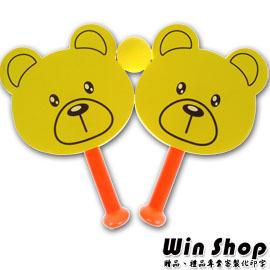 【winshop】☆4入免運送到家☆動物造型海綿球拍玩具組/海綿球拍安全玩具組/攜帶型球拍遊戲組/接球/運動,增進親子間的互動