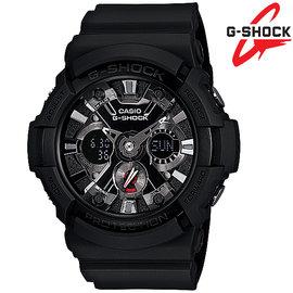 GA~201~1ADR CASIO G~Shock 強烈金屬機械錶面 ,打造嶄新視覺之指針
