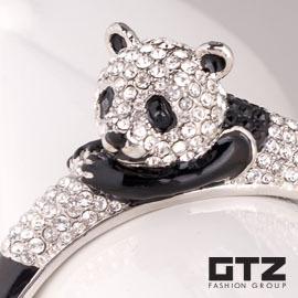 ~ GTZ ~ Glitz London 圓仔 熊貓手環