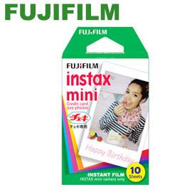 ~╮台南廣積╭~Fujifilm Instax Mini 空白 拍立得底片