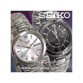 SEIKO 精工手錶 國隆 SNKA19K1_SNKA23K1 直紋盾牌5號機械男錶_開發