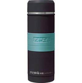 太和工房負離子能量保溫瓶MA【350ml】黑綠色