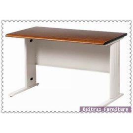 ~K183~12 CD~胡桃主桌~OA辦公桌~L型主管桌~L型辦公桌~電腦桌~秘書桌~職員