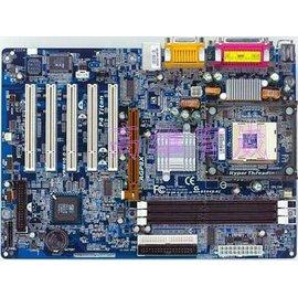 技嘉 8S648FX~RZ 主機板  478  AGP  DDR  音效