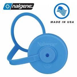~鄉野情戶外用品店~Nalgene ^|美國^| 63mm寬口水瓶 蓋-藍色╱ 於1000