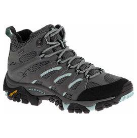 【鄉野情戶外專業】 Merrell |美國| Moab Mid GORE-TEX XCR 黃金鞋底中筒健行鞋 女款 _ML88744