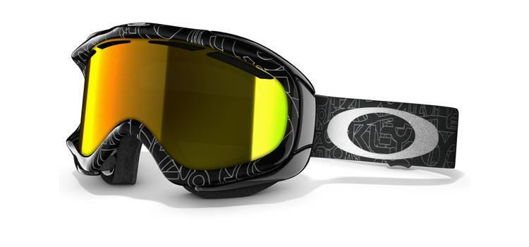 a frame oakley lenses  foam fog elimination