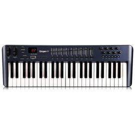 ~金聲樂器~ M~Audio Oxygen 49 USB MIDI 行動主控鍵盤 改款