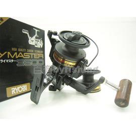 ◎百有釣具◎日本製RYOBI TRYMASTER3500 雙線杯捲線器~原價1000 特價499~  (現貨為無原廠盒裝)