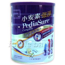 亞培小安素強護三重營養配方香草850g (6罐裝)