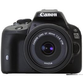 ★百分百數位☆-★正吉數位☆ Canon EOS 100D 18-55mm STM KIT 全球最小最輕數位單眼相機【彩虹公司貨】黑 D5500 600D
