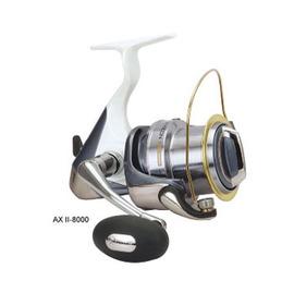 ◎百有釣具◎okuma 寶熊   Axeon   AX II -8000  雙線盃磯遠投捲線器~ 送500M母線