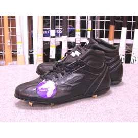 ~野球魂~~~ ! ~SSK~~Super Nine JXM~系列高統皮革底鋼釘鞋(AN2