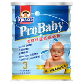 桂格藻精蛋白成长奶粉1.5kg(6罐装)
