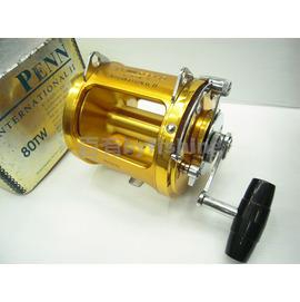 ◎百有釣具◎美國  PENN  REELS   80TW 強力鼓式 拖釣 大物捲線器