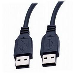 (粗款)USB 2.0公對公 印表機線/硬碟線/傳輸線/對接線/充電線 (1.2米) [DUB-00011]