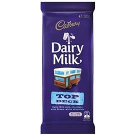 Cadbury吉百利夢幻雙享巧克力200g