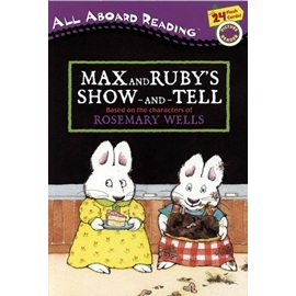 〈All Aboard Reading系列:Picture Reader 〉MAX AND