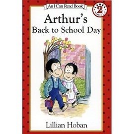 〈An I Can Read系列:Level 2 〉ARTHUR S BACK TO SC