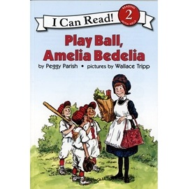 【老麥外文】〈小熊媽 書單〉PLAY BALL AMELIA BEDELIA