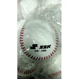 ^~新莊新太陽^~ssk 紅線硬式棒球GD~50H^(PK價^!120元^!^)^~比賽用