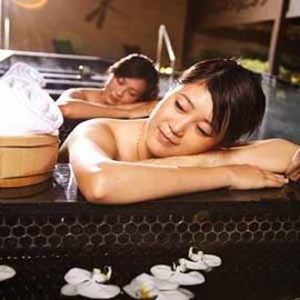 【高雄】花季度假飯店 - 出雲風呂 - 單人裸湯
