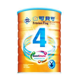 金可貝可兒童營養配方4號1.8kg