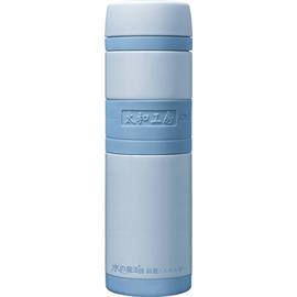 太和工房負離子能量保溫瓶AA【480ml】藍色