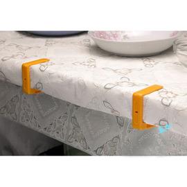(4枚入)創意日式 防脫落桌布夾/餐桌夾/防風夾子