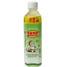 惠幼益兒壯(蘋果口味)電解質液500ml
