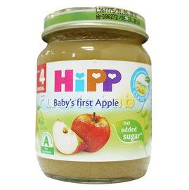HiPP喜寶有 機蘋果泥125g